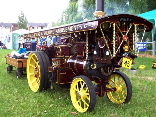 Showman Engine